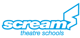 Scream Theatre Schools Logo