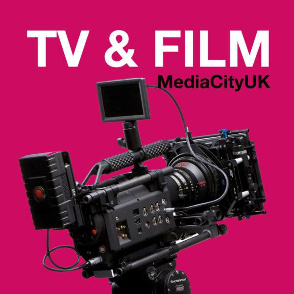 TV & FILM Summer School MediaCityUK