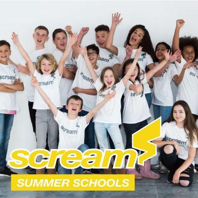 Scream Theatre Summer School 2019